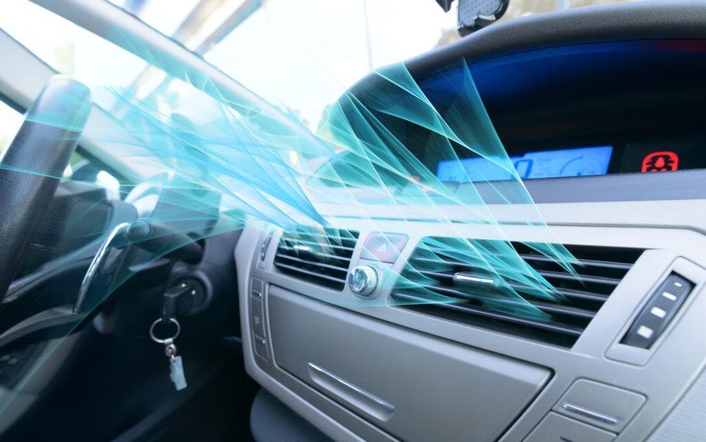 Промывка, чистка системы охлаждения и радиатора печки авто Киев