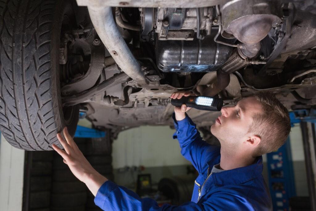 Плановое Техническое обслуживание (ТО) автомобиля Киев