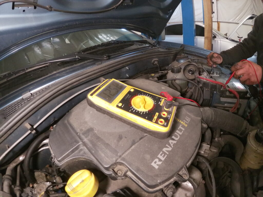Диагностика и ремонт авто электрооборудования цена Киев Лесная