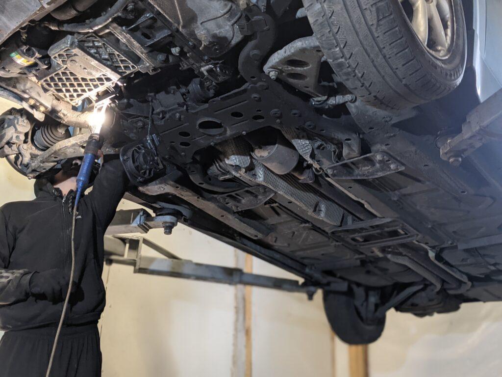 Диагностика и ремонт ходовой части, подвески авто Киев