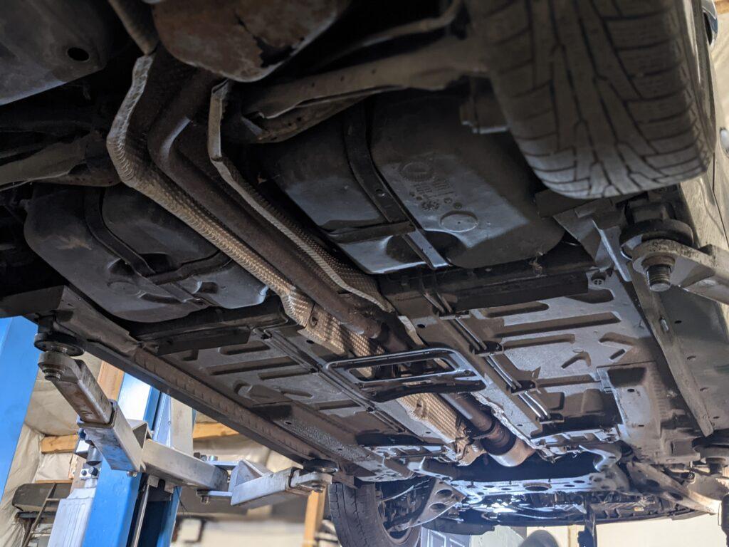 Диагностика и ремонт ходовой части, подвески автомобиля Киев Лесная